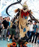 Fiddlesticks Costume