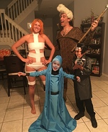 Fifth Element Family Costume