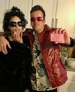 Fight Club: Tyler Durden & Marla Singer Homemade Costume