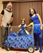 Finding Dory Homemade Costume