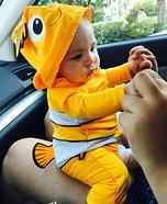 Finding Nemo Baby Costume