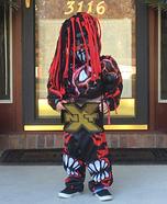 Finn Balor Homemade Costume