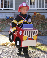 Fire Engine Costume