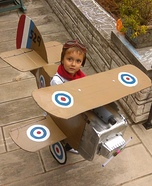First World War Flying Ace Homemade Costume
