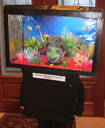 Fish Tank Homemade Costume