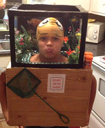 Fishtank Homemade Costume