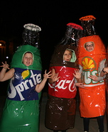 Five Pack Costumes