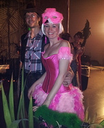 Flamingo Homemade Halloween Costume
