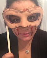 Flesh Masquerade Homemade Costume