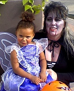 Lavender Fairy Costume