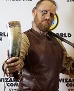 Floki Homemade Costume