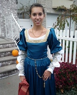 Florentine Gown Homemade Costume