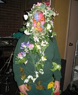 Flower Garden Halloween Costume