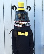 FNAF Nightmare Homemade Costume
