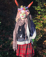 Forest Fairy Homemade Costume