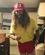 Forest Gump Homemade Costume