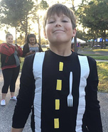 Fork in the Road Homemade Costume