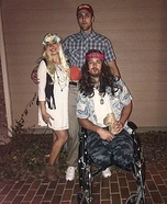 Forrest Gump Homemade Costume