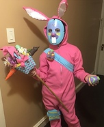 Fortnite Easter Skin Homemade Costume