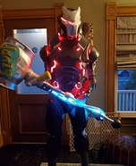 Fortnite Omega Homemade Costume