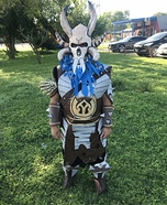 Fortnite Ragnarok Homemade Costume