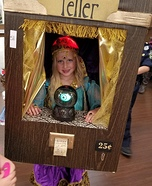 Fortune Teller Homemade Costume