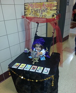 Fortune Teller Baby Homemade Costume