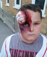 Foul Ball Homemade Costume