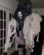 Four Legged Stilt Spirit Homemade Costume