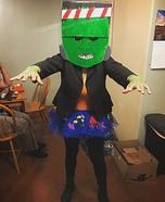 Frank Ocean Homemade Costume