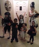 Frankenstein Family Costumes