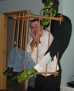 Frankenstein Illusion Costume