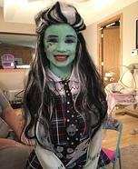 Girl's Frankie Stein Costume