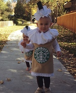 Frap Girls Homemade Costume