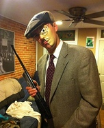 Freak Man Boardwalk Empire Costume