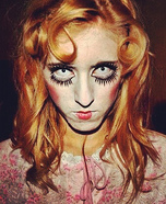 Freakin' Doll Halloween Costume