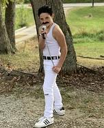 Freddie Mercury Homemade Costume