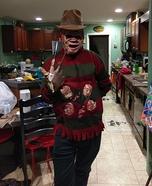 Freddy Krueger Adult Halloween Costume