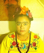Frida Kahlo Adult Costume