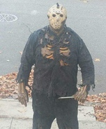 Friday the 13th New Blood Jason Voorhees Suit Homemade Costume