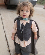Frodo Baggins Homemade Costume