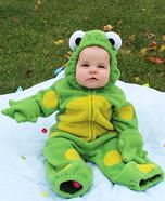 Frog Baby Costume