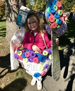 Froot Loops Homemade Costume