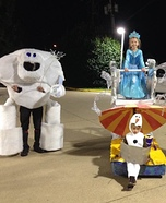 Frozen Family Costume Ideas