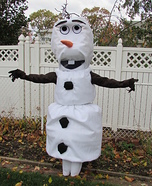 Frozen Olaf Adult Costume