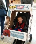 Funko Pop Spider Max Homemade Costume