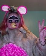 DIY Furby Costume