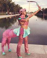 Galactic Centaur Homemade Costume