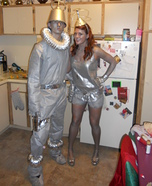 Galaxy Girl and Galaxy Guy Costume