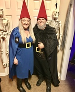 Game of Gnomes Homemade Costume